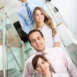 mladý podnikání — Stock fotografie