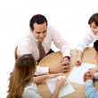 Business team — Stock Photo #7746481