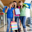 Women shopping — Stock Photo #7746827