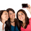 Royalty-Free Stock Photo: Girls taking a picture