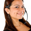 Customer support operator — Stock Photo #7747218