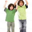 Happy kids — Stock Photo #7747550