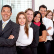 Business team — Stock Photo #7747750