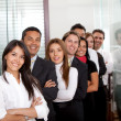 Business team — Stock Photo #7747752