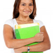 Female student — Stock Photo #7747988