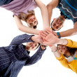 Teamwork — Stock Photo