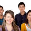 Group of young — Stock Photo #7748167