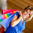 Shopping woman — Stock Photo #7748168