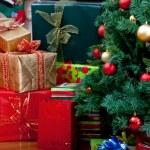 Рождественские окружающая среда — Стоковое фото #7748292