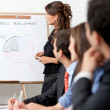 Business presentation — Stock Photo #7748315