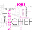 Jobs and careers concept — Photo