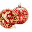 Christmas balls — Stock Photo #7748615