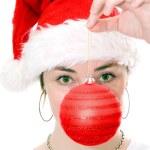 Weihnachten-vision — Stockfoto