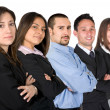 Business team — Stock Photo #7748700