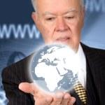 negocios en todo el mundo — Foto de Stock