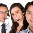 Customer service team — Stock Photo #7748776