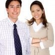 Stock Photo: Business partners - diversity
