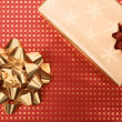 Stock Photo: Gifts background
