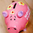 Piggy bank — Stock Photo #7748880
