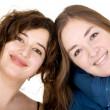 Beautiful female friends — Stock Photo #7748904