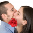 Couple in love — Stock Photo #7748964