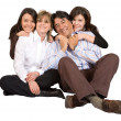happy family — Stock Photo #7749123