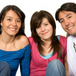 Brother and sisters — Stock Photo #7749196