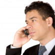 Businessman on the phone — Stock Photo #7749326