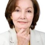 Business senior portrait — Stock Photo