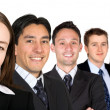 Business team — Stock Photo #7749447