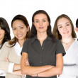 Diverse business team - Stock Photo
