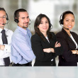 Business call center — Stockfoto