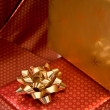 Stock Photo: Gifts close up