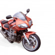 Isolated Motorbike — Stock Photo