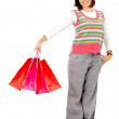 Shopping woman — Stock Photo #7749898