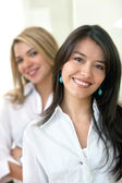 Businesswomen portrait — Stock Photo