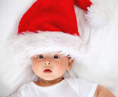 Christmas baby — ストック写真