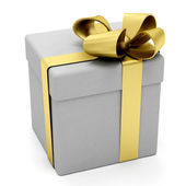 包まれたプレゼント — ストック写真