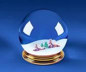 Snow ball — Stock Photo