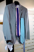 Male suit — Stock Photo