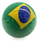 Brazilië voetbal — Stockfoto