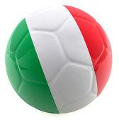 3 d のイタリアのフットボール — ストック写真
