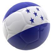 3d fußball in honduras — Stockfoto
