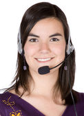 Customer Services — Stock Photo