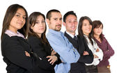 Business-Team 2 — Stockfoto