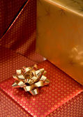 Gifts close up — Stock Photo