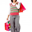 Shopping woman — Stock Photo #7750108