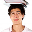 Male student — Stock Photo #7750149