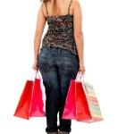 Shopping woman — Stock Photo #7750165