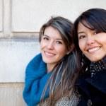 Young women portrait — Stock Photo